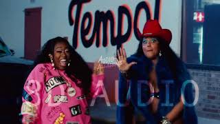 Lizzo   Tempo (feat. Missy Elliott) [8D Audio   USE HEADPHONES]