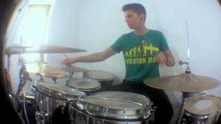 Joy -Planetshakers- Drum Cover_SamueleDrums