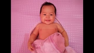 Download Video Cara Pijat Bayi Lucu 💖 Keluarga 💖 MP3 3GP MP4