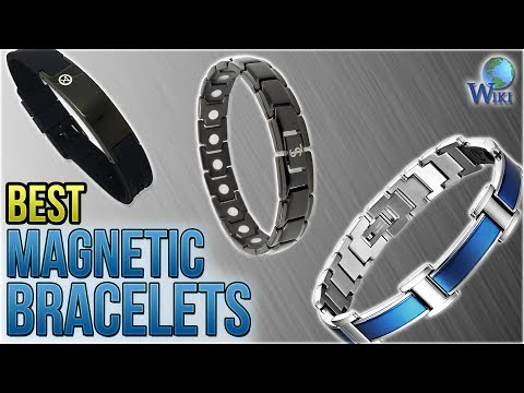 10 Best Magnetic Bracelets 2018