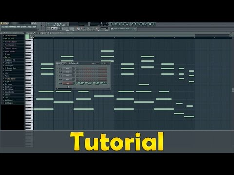 How to: Create a song using the Circle of Fifths | Simple tricks for beginners | FL Studio