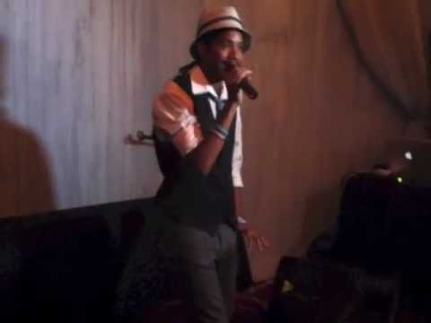 Lj Ugarte Performing Live at the Kids Resource Event Part 2