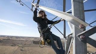 Texas High-Line Artists - LCRA Tough Jobs