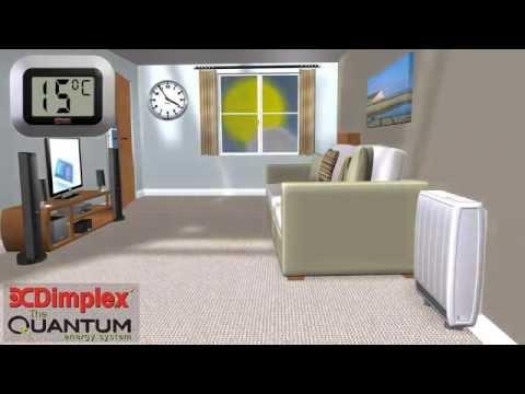 Dimplex – inteligentne piece akumulacyjne Quantum - zdjęcie