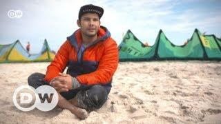 Faszination Kitesurfen | DW Deutsch