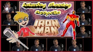 Iron Man: The Animated Series (1994) Theme - Saturday Morning Acapella