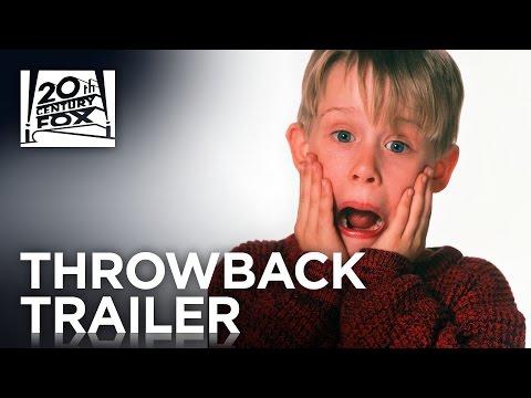 Home Alone Movie Trailer