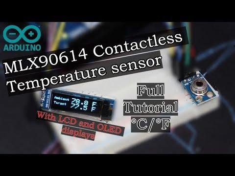OLED Display I2C 128x64 With u8glib Arduino Pro Mini - Tutorial