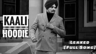 Kaali Hoodie Leaked Full Song By Sidhu MooseWala | Kaali Hoodie | Gucci Suit Mp3 Download