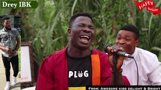 FUNNY GREETINGS By WOLI AGBA Vol 17
