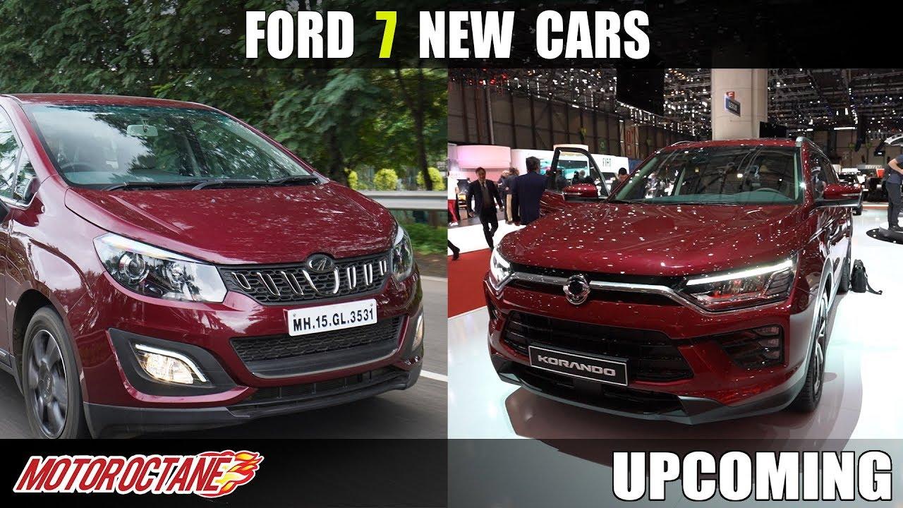Motoroctane Youtube Video - Ford 7 New Cars Coming with Mahindra   Hindi   MotorOctane