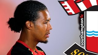 Spotlight on: Virgil van Dijk