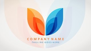Coreldraw Tutorial Logo Design For Beginners | Coreldraw X8 Tutorial Logo Design