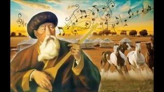 The best Kazakh's Instrumental dombra music KURMANGAZY  Dombra Курмангазы Домбыра