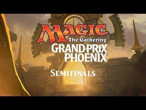 Grand Prix Phoenix 2018 (Modern) Semifinals