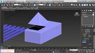 3Ds Max How To Combine Objects