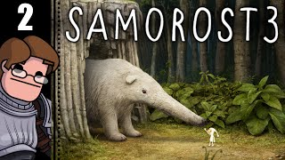 Let's Play Samorost 3 Part 2 - Salamander Acapella