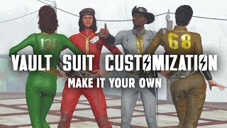 mqdefault - Vault Suit Customization: Make it Your Own - Creation Club for Fallout 4