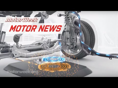 Wireless Car Charging | Motor News