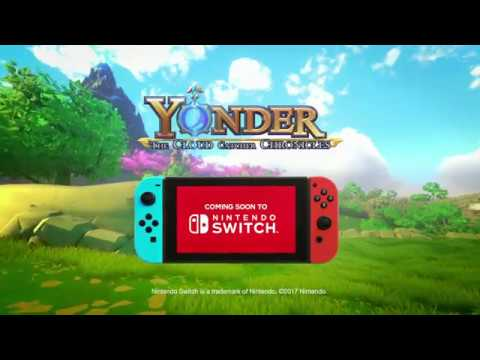 Trailer version Switch de Yonder: The Cloud Catcher Chronicles