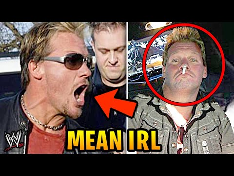 10 Shocking WWE Wrestlers MEAN In Real Life - Randy Orton, Ronda Rousey & more!