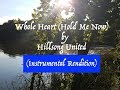 Whole Heart (Hold Me Now) [Live] - Hillsong UNITED (Instrumental Cover)