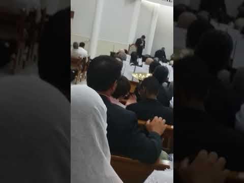 Batismo em Bernardino de Campos sp ccb dia 10/02/2018