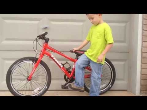 Kids Trek Superfly 20 Mountain Bike Review