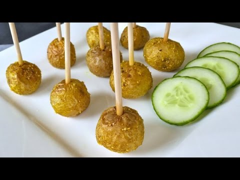 Super Easy Vegan Meatballs – Holiday Party Appetizer Recipe