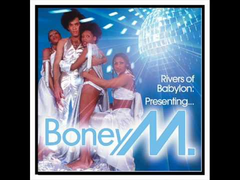 I See a Boat on the River-Boney M
