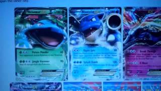 Pokemon TCG Mega Evolution cards are HERE