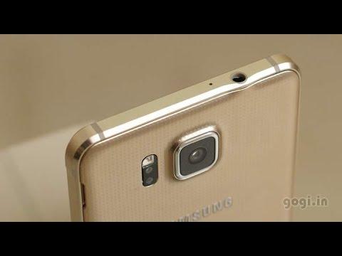 Samsung Galaxy Alpha Review small, Beautiful, BIG