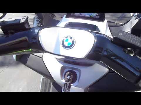 2018 BMW C Evolution in Chula Vista, California - Video 1