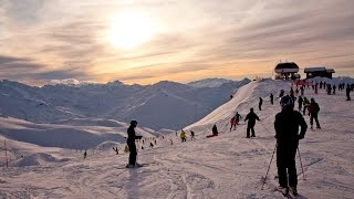 Dji Osmo test ski les 2 alpes