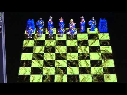 battle chess atari st
