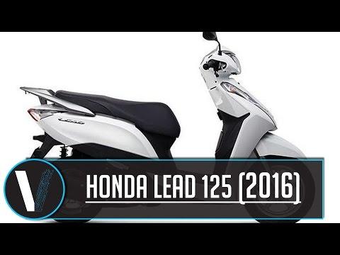 Honda Lead 125 review 2016