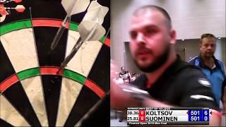 2018 Finnish Darts Open  Final Koltsov vs Suominen