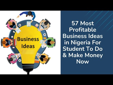 , title : '57 Most Profitable Business Ideas in Nigeria For Student To Do & Make Money Now