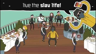 LIFE OF BORIS SUPERSLAV THE GAME Gameplay Android / iOS | Story Mode Walkthrough all Levels Ending