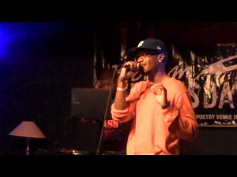 "G-Mac Performs ""Gets No Love"" at 5 Seasons"