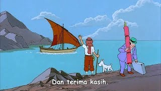 Tintin - Cigar Of The Pharaoh: Part 1 (Teks Indonesia)