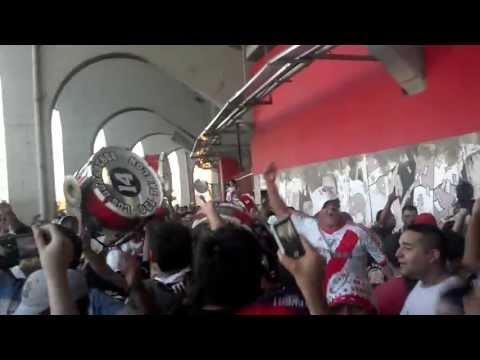 """""""River vs Tigre 2013 Previa señores yo soy del gallinero HD"""" Barra: Los Borrachos del Tablón • Club: River Plate"""