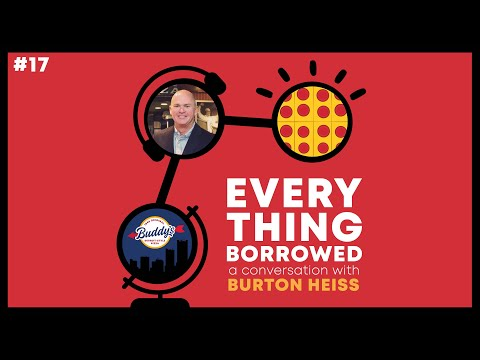 'Everything Borrowed' Podcast Ep. 17: A Conversation with Burton Heiss
