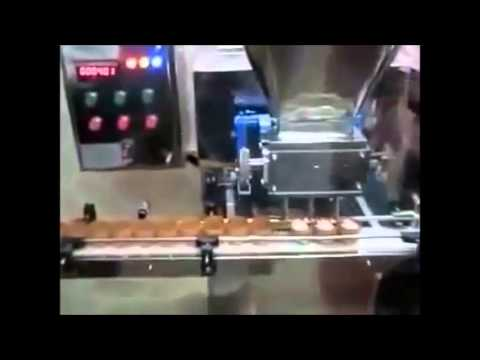 Viscous Cream Filling Machine