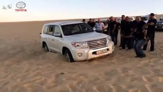 Смотреть онлайн Как арабы вылезают из песка, так никто не может