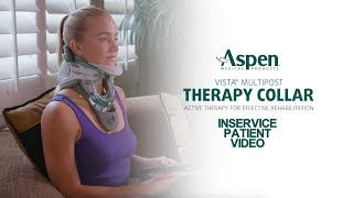Video: Aspen Vista Multipost Therapy Collar