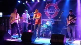 Video Marvan - Snadná ulice @ Metro Music Bar, Brno 2016