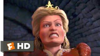 Shrek the Third (2007) - Princess Prisoners Scene (7/10) | Movieclips