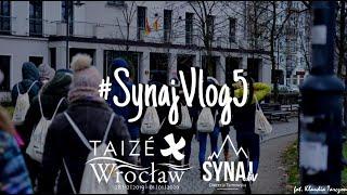 Synajowy #VlogTaizé cz.5