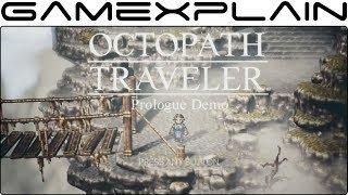 Octopath Traveler: Prologue Demo (H